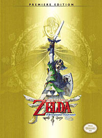 The Legend of Zelda: Skyward Sword Strategy Guide Strategy Guides and Books