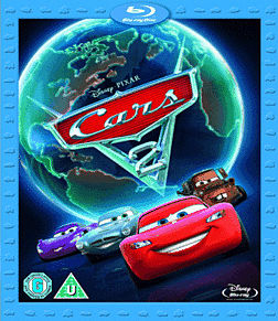 Cars 2 Double Play Blu-Ray