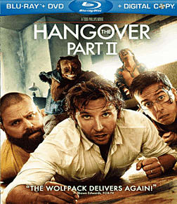 The Hangover Part 2 Blu-Ray 