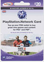 FIFA 12 PlayStation Network Card - £20 Gifts