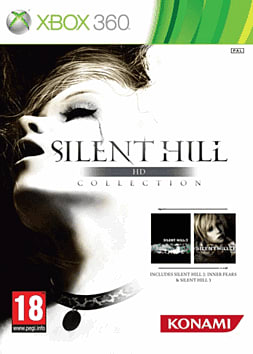 Silent Hill HD Collection Xbox 360 Cover Art