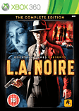L.A. Noire The Complete Edition Xbox 360