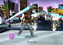 Zumba Fitness 2 screen shot 1
