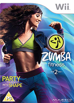Zumba Fitness 2 Wii Cover Art