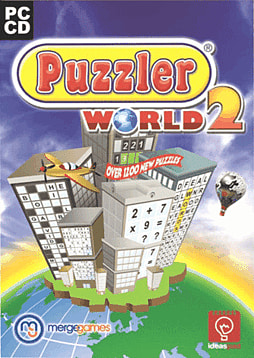 Puzzler World 2 PC Games Cover Art