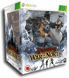 The Lord of the Rings: War in the North Collector's Edition XB 360