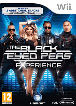 Black Eyed Peas Experience: Special Edition Wii Cover Art