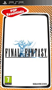 Final Fantasy (PSP Essentials) PSP Cover Art