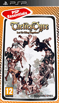Tactics Ogre (PSP Essentials) PSP Cover Art