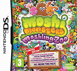 Moshi Monsters: Moshling Zoo (Exclusive) DSi and DS Lite