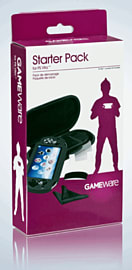 GAMEware PS Vita Starter Pack Accessories