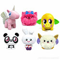 Moshi Monsters Beanies Toys and Gadgets
