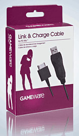 GAMEWare Playstation Vita Link and Charge Cable Accessories