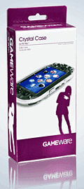 GAMEware PS Vita Crystal Case Accessories 