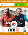 FIFA 12 Ultimate Team 2100 Points Card Xbox Live