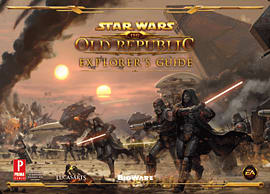 Star Wars The Old Republic Explorer's Guide Accessories