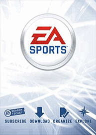 EA Sports Season Ticket Xbox Live Cover Art
