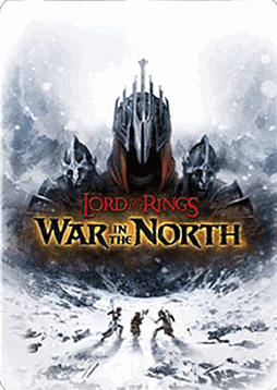 Lord of the Rings: War in the North Steelbook Edition PC Games Cover Art