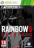 Tom Clancy's Rainbow 6 Patriots Xbox 360
