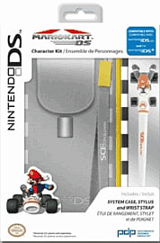 Mario Kart character kit for Nintendo DS Lite, DSi and 3DS Accessories