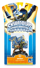 Skylanders: Characters - Drobot Toys and Gadgets 
