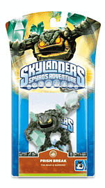 Skylanders: Character - Prism Break Toys and Gadgets