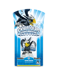 Skylanders: Characters - Sonic Boom Toys and Gadgets 