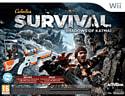 Cabela's Survival: Shadows of Katmai Bundle Nintendo Wii