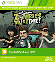 All Zombies Must Die Xbox Live