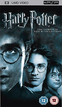 Harry Potter - The Complete 8-Film Collection Box set (UMD) PSP 