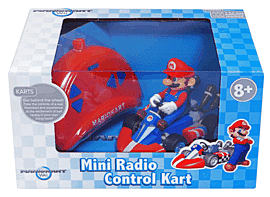 Mario Radio Controlled Car Toys and Gadgets