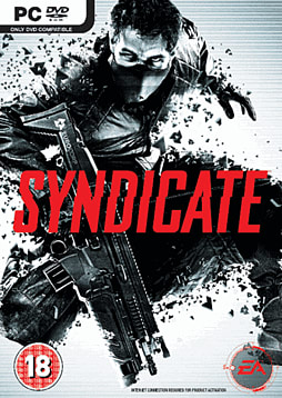 Syndicate PC Games Cover Art