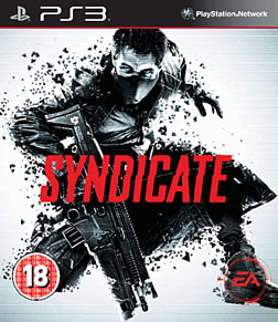 Syndicate PlayStation 3 Cover Art