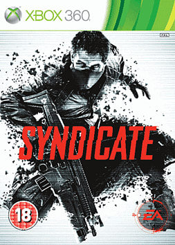 Syndicate Xbox 360 Cover Art