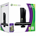 Xbox 360 250GB With Kinect & Kinect Adventures Xbox 360