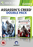 Ubisoft Double Pack: Assassin's Creed 1 / Assassin's Creed 2 Xbox 360