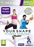 Your Shape Fitness Evolved Classic Xbox 360 Kinect