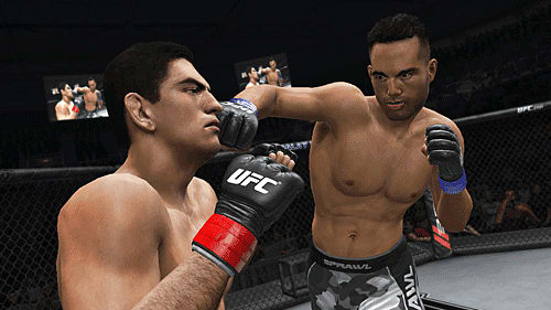 New fighting systems in play in UFC Undisputed 3