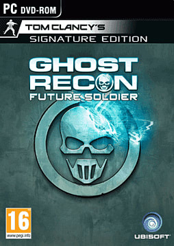 Tom Clancy's Ghost Recon: Future Soldier Signature Edition PC Games Cover Art
