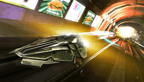 Motion controlled racing and PS3 Crossplay with WipEout 2048 on the PlayStation Vita