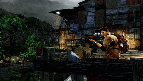 Nathan Drake's adventures continue on PlayStation Vita in Uncharted: Golden Abyss