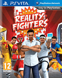 Reality Fighters PS Vita Cover Art