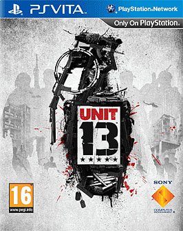 Unit 13 on PlayStation Vita at GAME