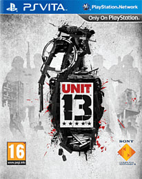Thirs person shooter Unit 13 for PS Vita