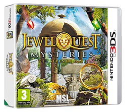 Jewel Quest Mysteries: The Seventh Gate 3DS