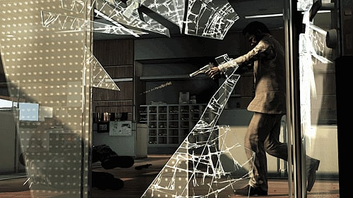 Multiplayer action in Max Payne 3 from Rockstar Games on Xbox 360, PS3 and PC