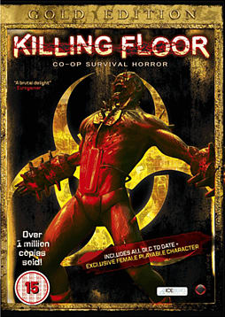 Killing Floor Gold Edition PC Games Cover Art