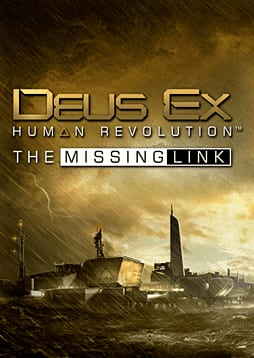 Deus Ex: Human Revolution ™ The Missing Link PC Cover Art