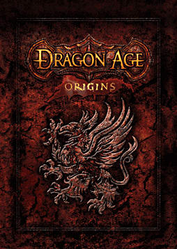 Dragon Age Origins Digital Deluxe Version PC Games Cover Art