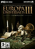 Europa Universalis III Complete Edition PC Games